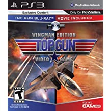 Top Gun: The Video Game (Wingman Edition, Game/Movie) - Playstation 3