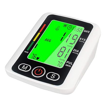 HBBXY Tensiómetros Blood Pressure Monitor Automático ...