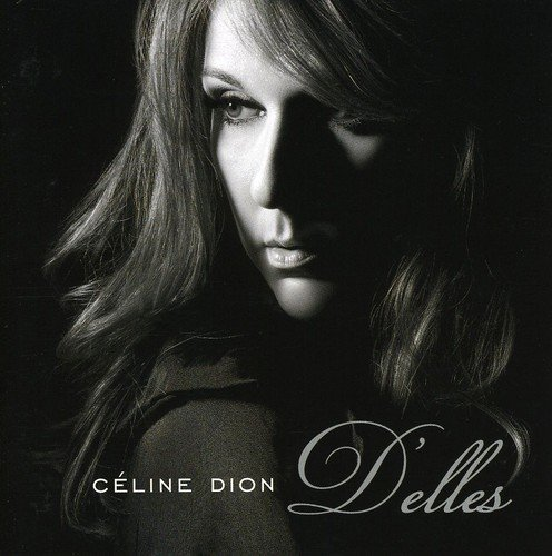 celine dion delles cd covers. Black Bedroom Furniture Sets. Home Design Ideas
