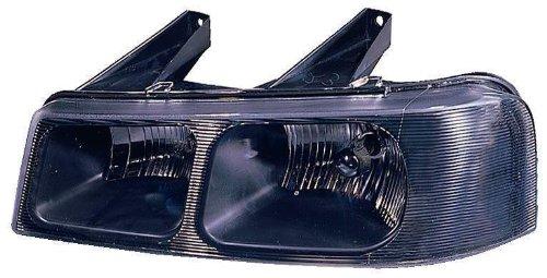 Depo 335-1129R-AC Chevrolet Express/GMC Savana Passenger Side Replacement Headlight Assembly