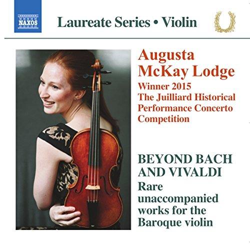 Price comparison product image Beyond Bach & Vivaldi - Rare Unaccompanied Works for Baroque Violin