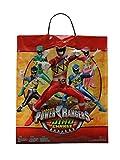 Kids Power Ranger Trick or Treat Bags [82824]