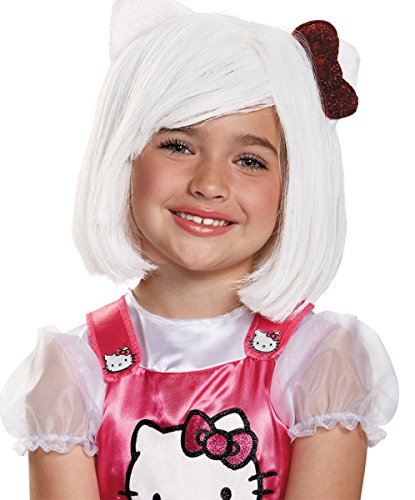Hello Kitty Wig Costume