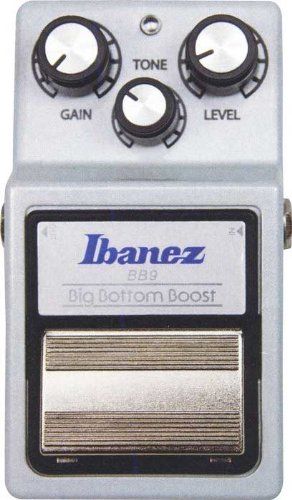Ibanez BB9 9 Series Bottom Boost Distortion ()