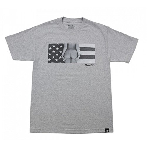 PRIMITIVE FREEDOM ATHLETIC HEATHER T-SHIRT