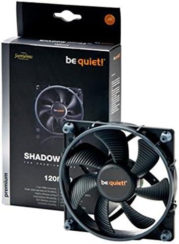 be quiet! Shadow Wings SW1 120mm LS Carcasa del Ordenador ...