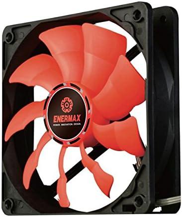 Enermax Magma Advance 12cm Carcasa del Ordenador Ventilador - Ventilador de PC (Carcasa del Ordenador, Ventilador, 12 cm, 1000 RPM, 1800 RPM, 13 dB): Amazon.es: Informática