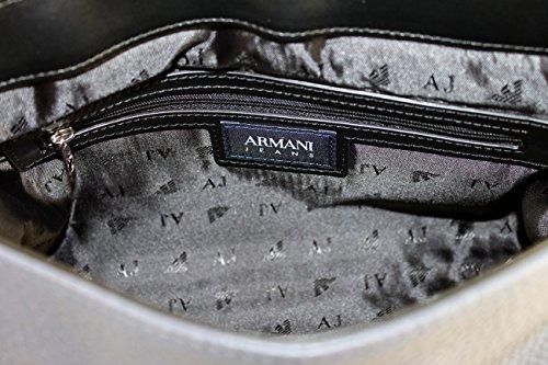 Armani Jeans 922328 - Bolso al hombro para mujer Azul dunkleblau B 26 x H 23 x T 8