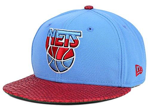 New Era New Jersey Nets NBA HWC Team Python 59FIFTY Cap-7