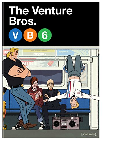 Venture Bros.: The Complete Sixth Season (DVD)