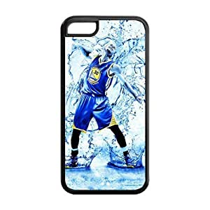 Custom TOPPEST Stephen Curry Basketball Series Iphone 5C Case -1198
