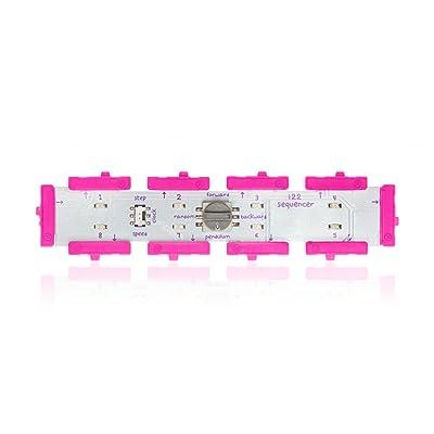 littleBits Little bits BITS MODULES SEQUENCER Sequencer module [domestic regular goods]: Toys & Games