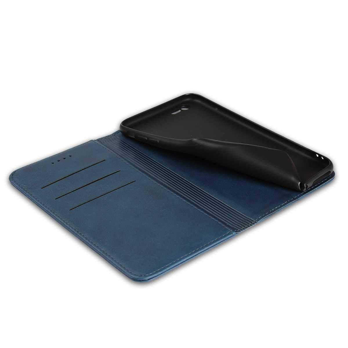 GORASS Flip Case PU Cuir Support Portefeuille Rouge Ultra Fin /& L/éger Coque avec Fermeture magn/étique pour Apple iPhone 6 // iPhone 6s Coque iPhone 6 // iPhone 6s