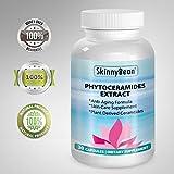 Best Phytoceramides - SkinnyBean PHYTOCERAMIDES best all natural plant derived anti Review