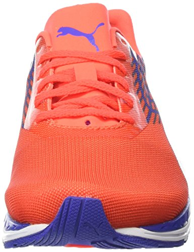 R Puma blue Speed Scarpe 01red Corsa Wn Ignite 100 Donna Rosso red blue 01 Da rraTwxF