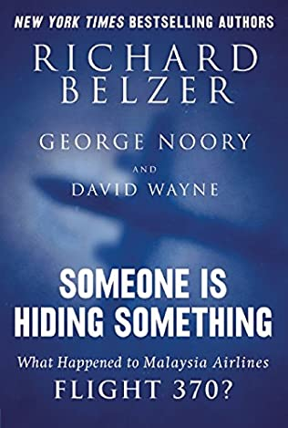 book cover of Someone Is Hiding Something