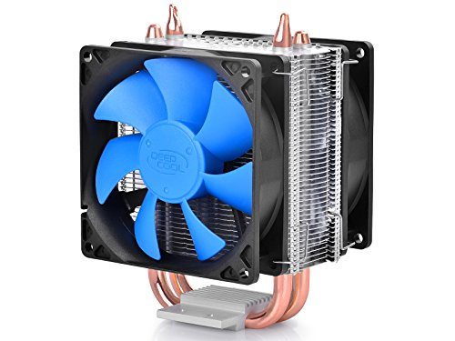 DEEPCOOL ICE BLADE 200M CPU Air Cooler with Dual 92mm PWM Fan for INTEL / AMD (AM4 Compatible)