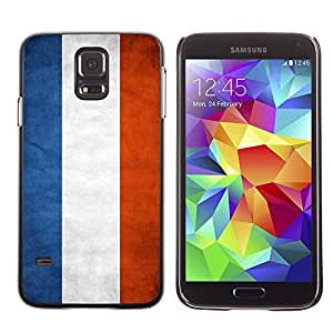 Shell-Star ( National Flag Series-Netherlands ) Snap On Hard Protective Case For Samsung Galaxy S5 V SM-G900