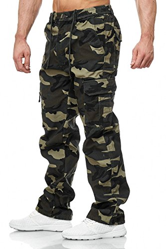 Da Lavoro Pantaloni H2000 Hosen Uomo Bruno Fed Borse Cargo Arizonashopping xpAnC