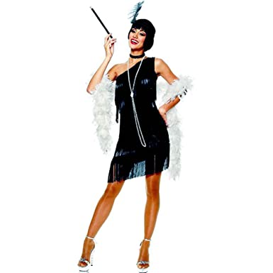 00071d40648 Amazon.com  Costume Culture Women s Dazzling Flapper Costume  Clothing
