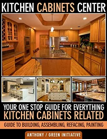 Kitchen cabinets center your one stop guide for for Amazon kitchen cabinets