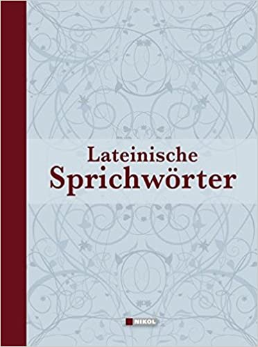 Lateinische Redensarten Sprichworter Und Zitate Amazon De Helmut Werner Bucher