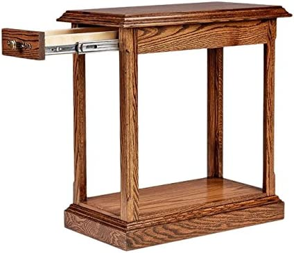 Forest Designs Traditional End Table