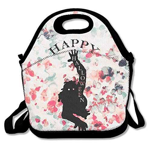Zombie Halloween Happy Halloween Lunch Bag Lunch Tote -