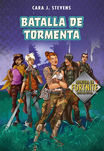 Batalla de tormenta (Battle Royale Secretos de la isl