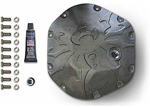 Poison Spyder 42-11-044 Dana 44 Bombshell Diff Cover