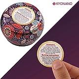 KYONANO Candle Warning Labels 800 Pcs, 1.5 inch