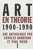Art en théorie 1900-1990