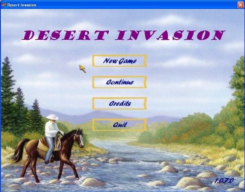 Desert Invasion [Download] ()
