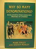 Why So Many Denominations?, Mark Finley, 0816312184