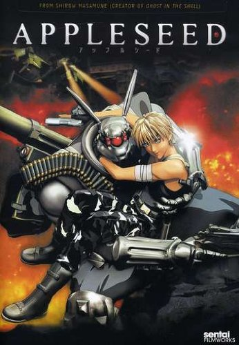 Appleseed (Best Visual Novels For Android)