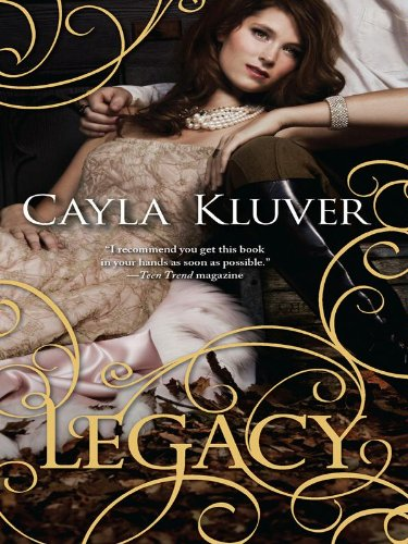 Legacy (The Legacy Trilogy Book 1) by [Kluver, Cayla]