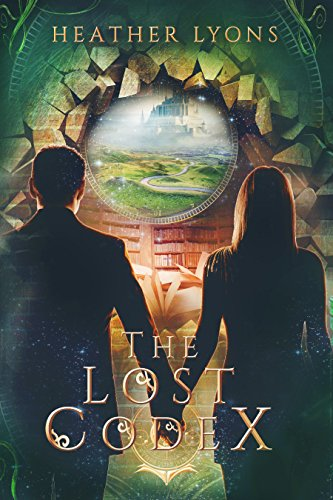 The Lost Codex (The Collectors' Society Book 4)