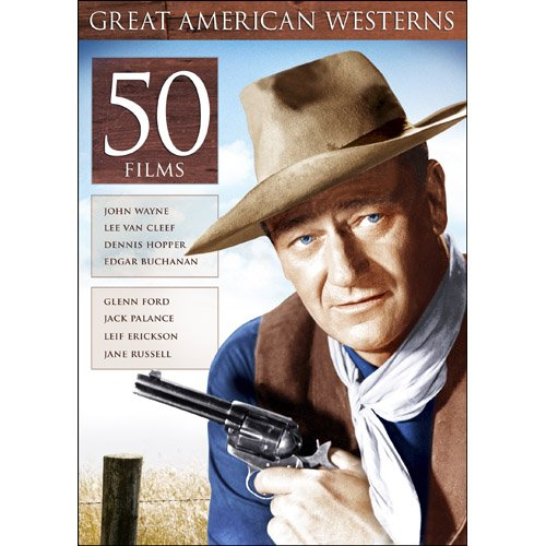 50 Film Great American Westerns: John - Bridge Of Great Vans
