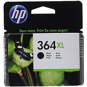 HP CB321EE NO.364XL Photosmart D5460 Hi.cap. Cartucho Negro W, 0.02 liters, 0 Decibelios, Plástico 17
