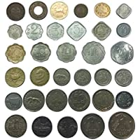 Genuine Coins Gallery.34 Different Indian Coins