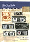 HCAA F. U. N. 2008 Currency Final Session Catalog #457, Frank Clark, Jim Fitzgerald, James L. Halperin (editor), 1599672049