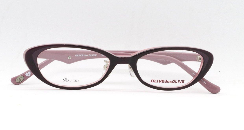 ザ サプリメガネ PCメガネ ブルーライト94% カット 紫外線ほぼ100%カット  OLIVE des OLIVE  度なし(調節補助機能付き) OD-5075 (ブラウン)  ブラウン B07HY54G8P