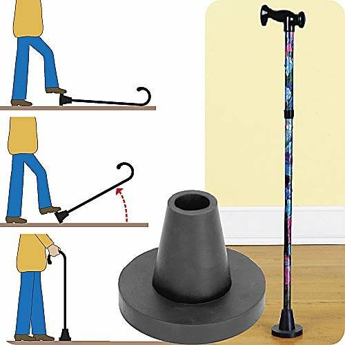 - Two Cane tips self standing Best Value USA Patent Superior Cane Tip for