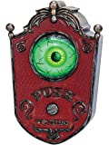 Light-Up Talking Eyeball Doorbell – Haunted House Halloween Party Prop Decoration For Sale