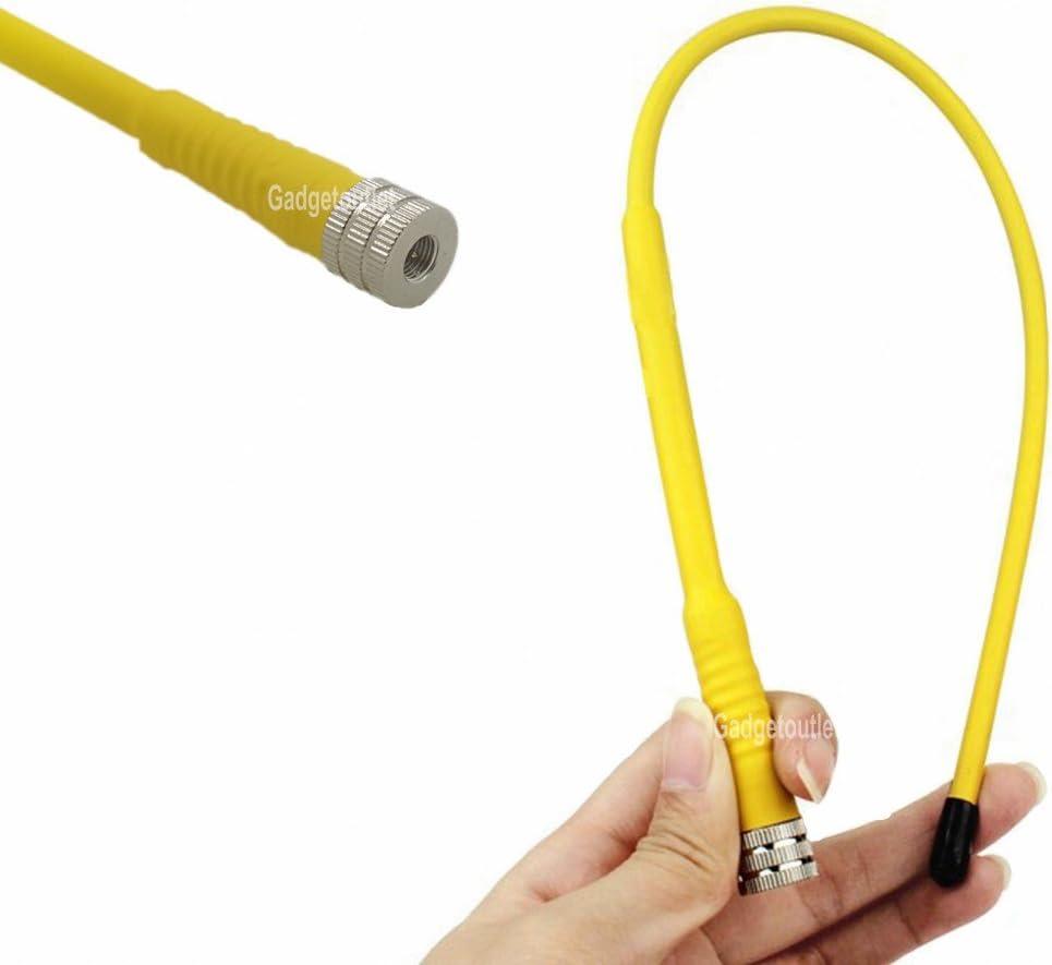 Flexible de alta ganancia antena para Garmin Astro y Alpha ...