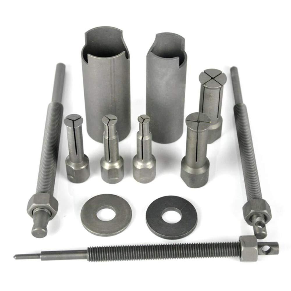 Sconosciuto Acciaio moto interno estrattore kit attrezzi set estrattore cuscinetto interno motocicletta riparazione di rimozione Generic
