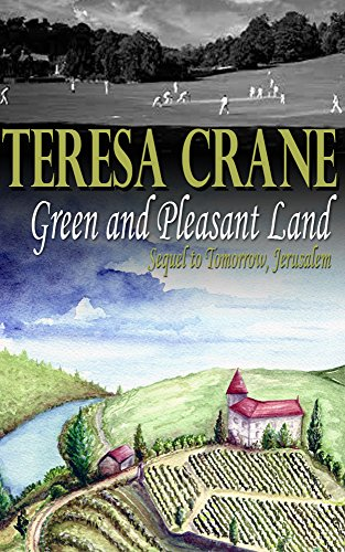 book cover of Green and Pleasant Land