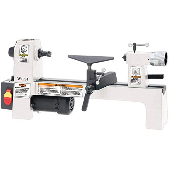SHOP FOX Wood Lathe