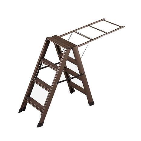 Tendederos Escalera De Secado De Ropa Multifuncional, Tipo ...