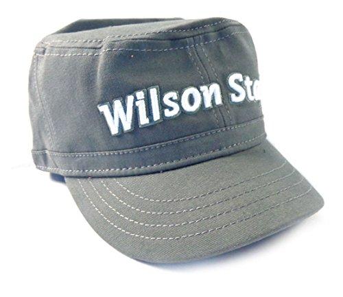 Wilson Staff FG Tour Engineer Cap (Grey, Small/Medium)